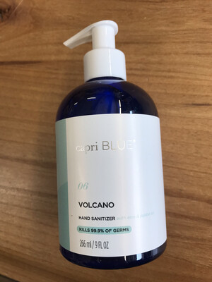 Volcano Sanitizer
