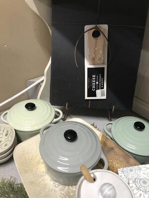 Stoneware Baker