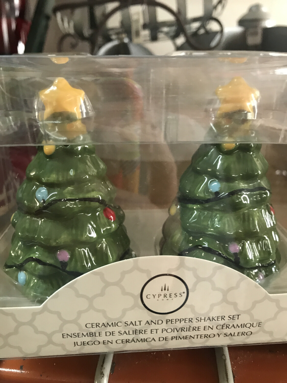 Christmas Tree S&P
