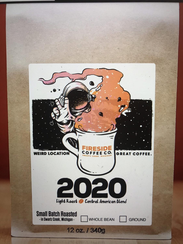 2020 Coffee Blend 12 oz