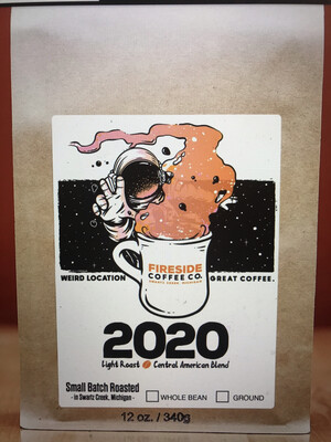 2020 Coffee Blend 12 oz
