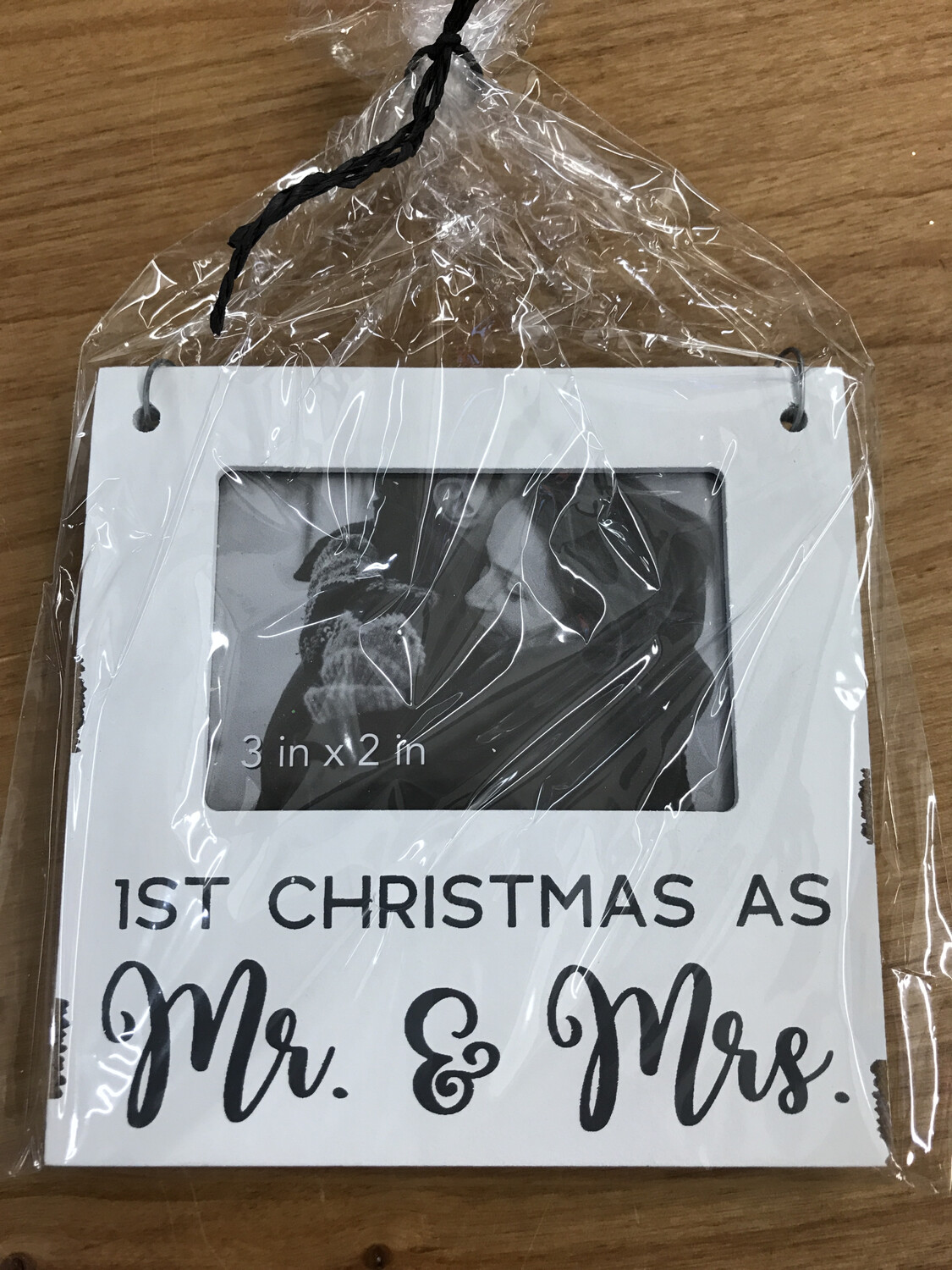 1st Christmas as Mr & Mrs
