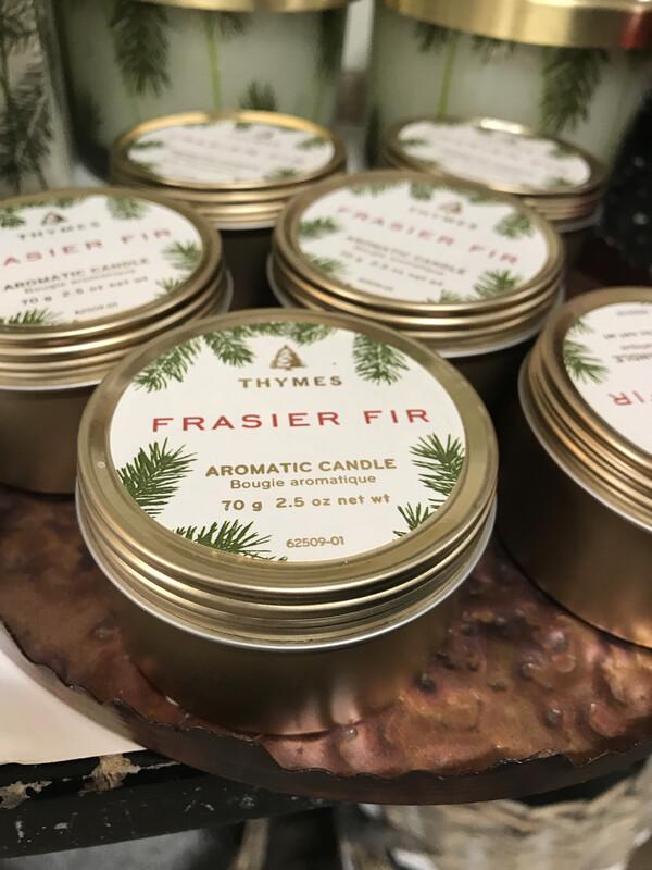Frasier Fir Travel Tin