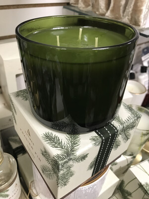 Frasier Fir Poured 3Wick