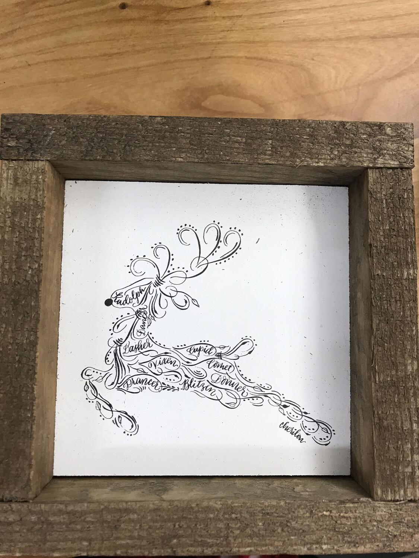 Script Deer
