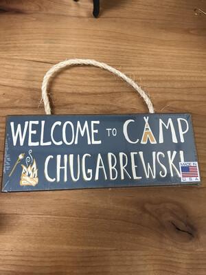Chugabrewski Sign