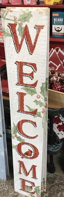 Porch Board -Cardinal