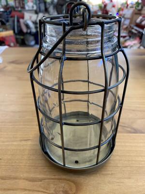 QT Mason Jar Candle Cage