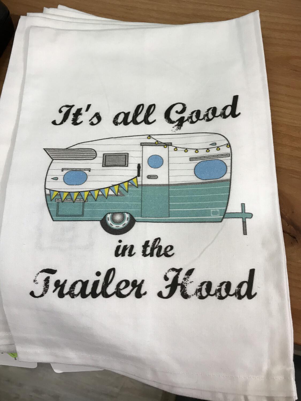 Trailerhood Towel