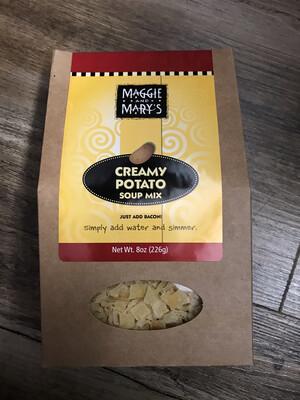 Creamy Potato Soup Mx