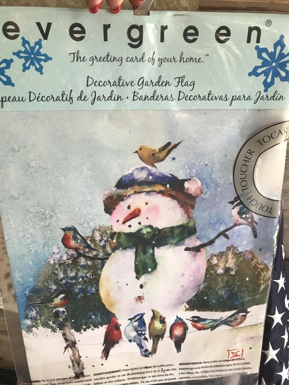 Snowman & Songbirds