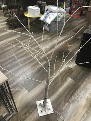 Birch LED 4' Tree