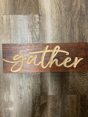 Gather SM