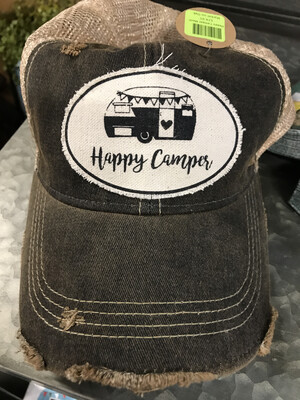 Happy Camper Mesh