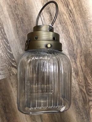 Antique Gold SQ Lantern