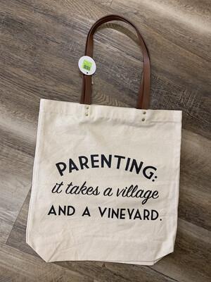 Parenting Tote Bag