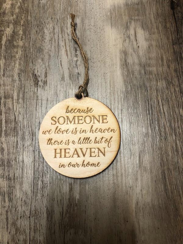 Someone in Heaven