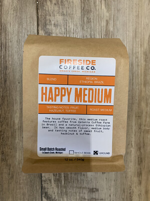 Happy Medium Drip Coffee