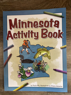 MN Activity Book