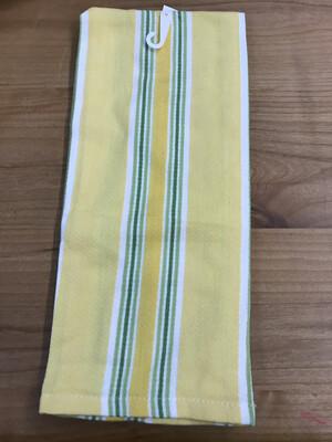 Limoncello Striped Dishtowel