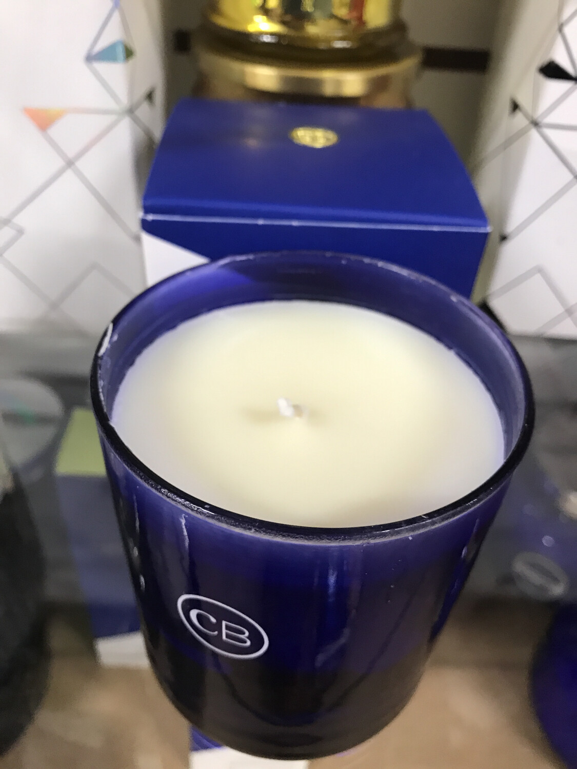 Volcano Boxed Candle