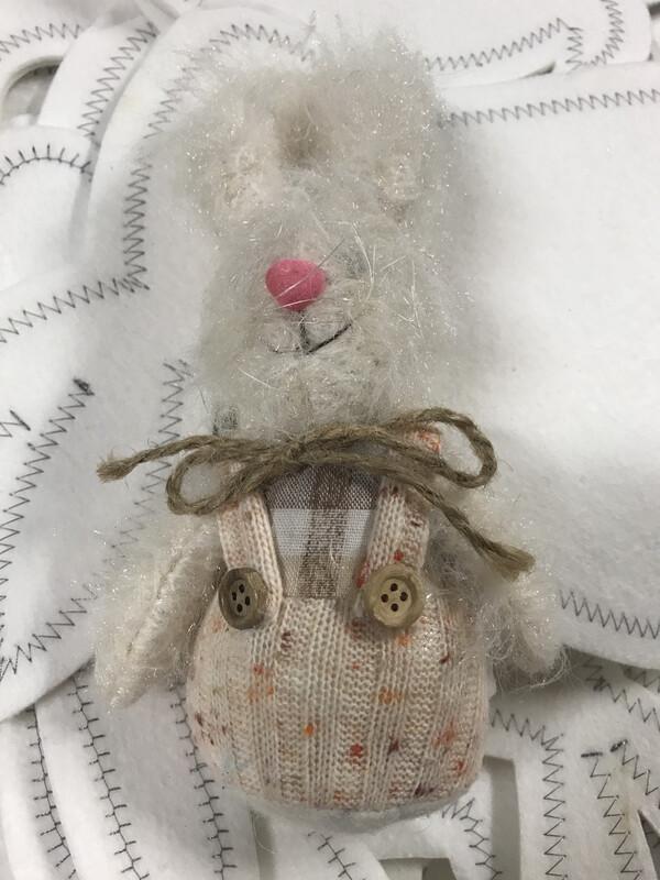 Tweed Bunny