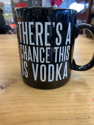 Chance This is Vodka