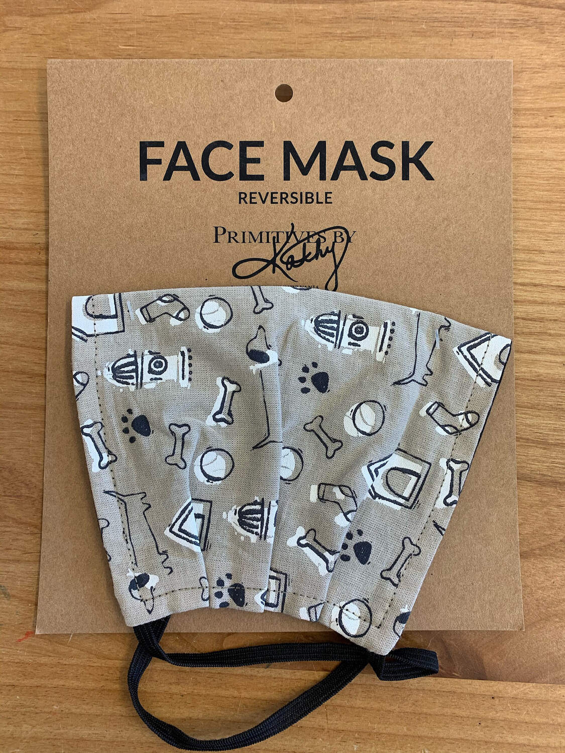 Face Mask DOGS