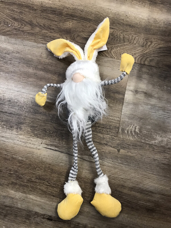 Chad Dangling Leg Bunny