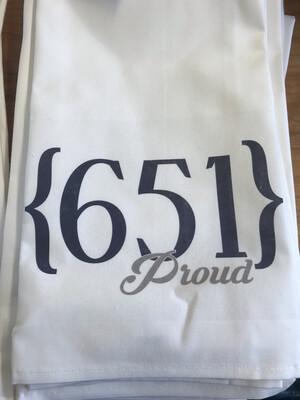 651 Proud Towel