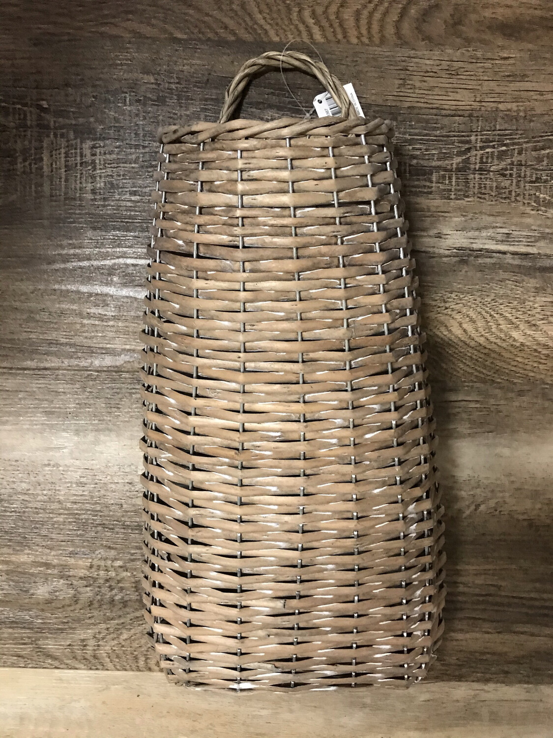 """17"""" Willow Wall Basket"""
