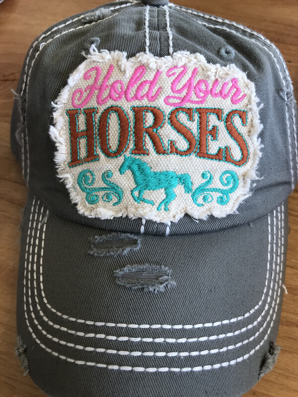 Hold Your Horses Trucker