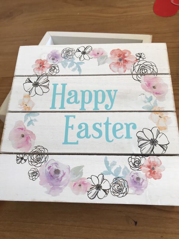 Easter Pallet
