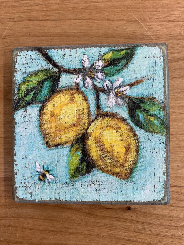 SM Lemons Sign