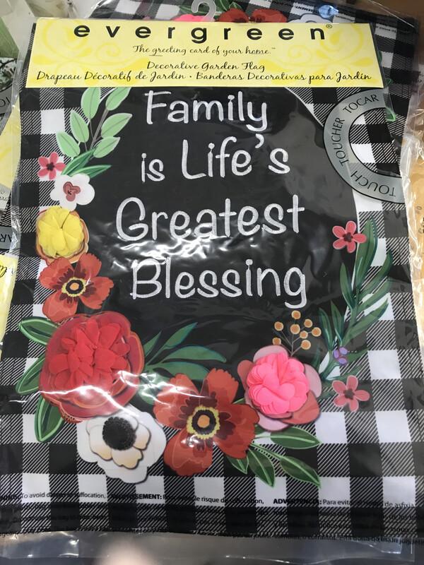 Family Is Flag