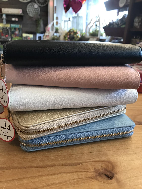 Long Zipper Wallet