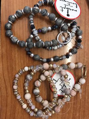 Beads & Metals Bracelet