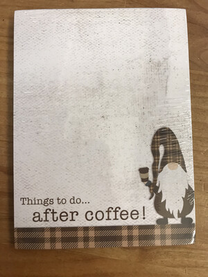 Things to do AFTER Coffee