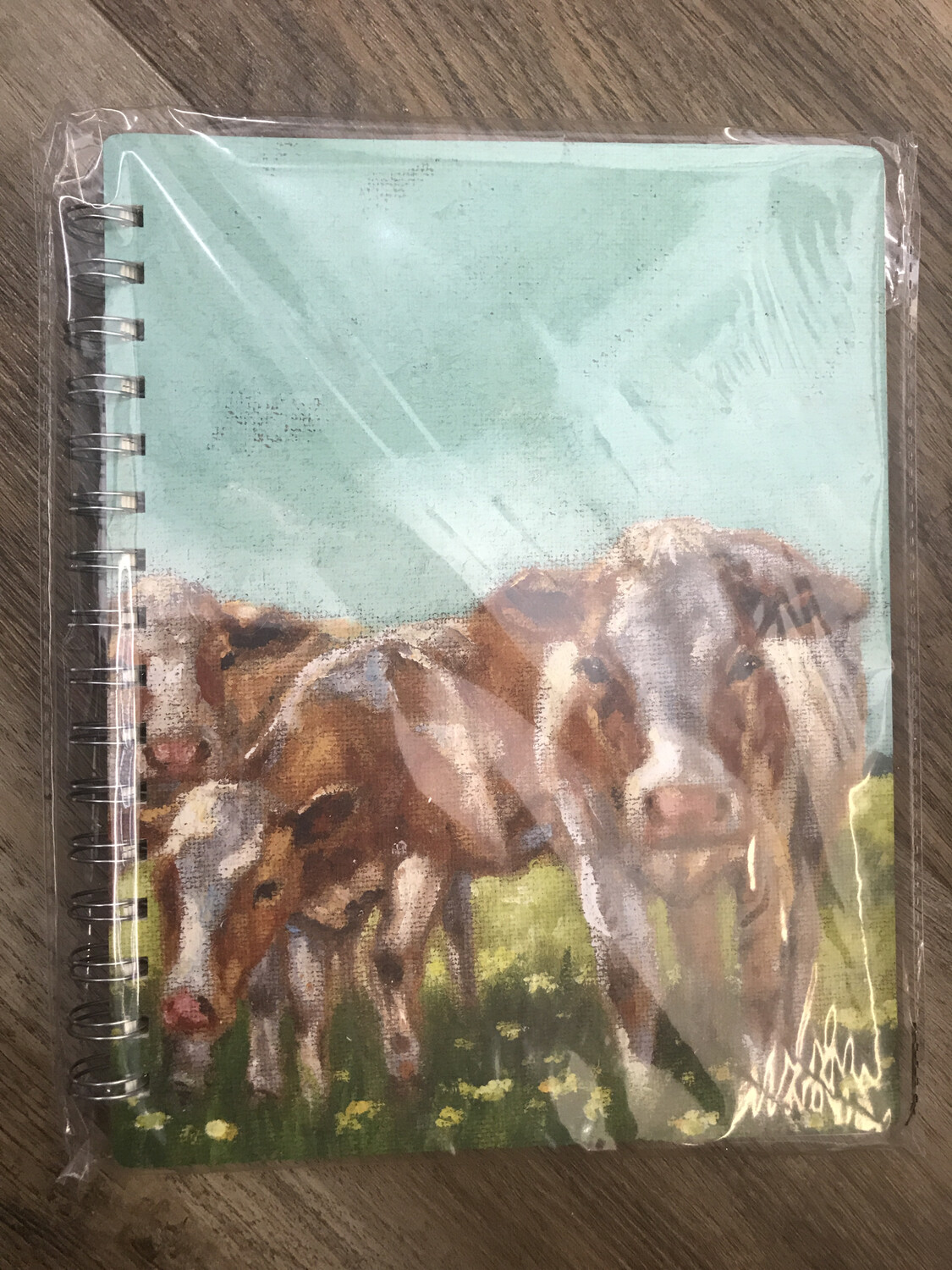 Cow Row Notebook