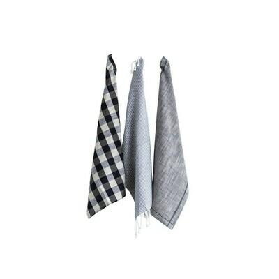 Set/3 Cotton Tea Towels