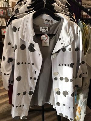 Dot Button Jacket