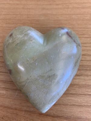 "2-3/4"" Soapstone Heart"