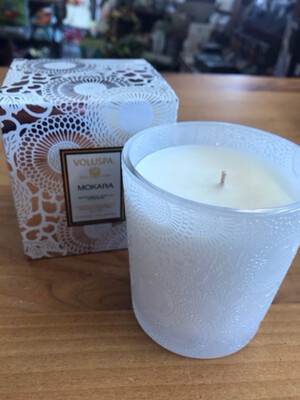 Mokara 9oz Jar Candle