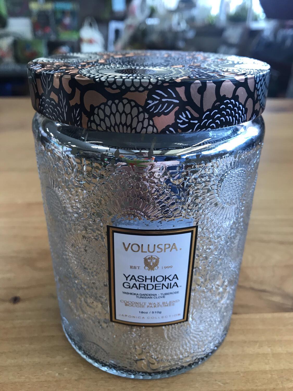 Yashioka Gardenia LG Jar Candle