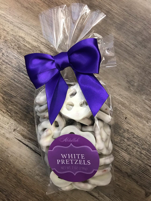 7oz White Pretzels