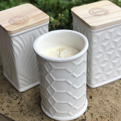 White Collection Candle
