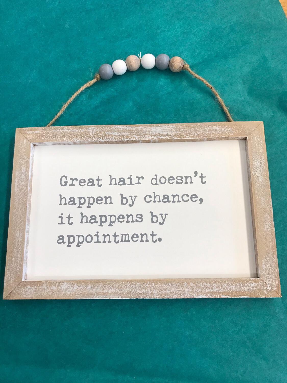 Great Hair...