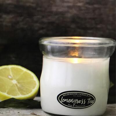 Lemongrass Tea Cream Jar