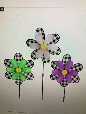 "15"" Pinwheel Spinners"