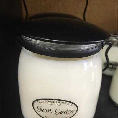 Barn Dance 16oz Butter Jar